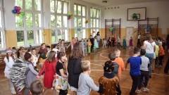 Jesienny bal w Szkole Podstawowej nr 6 w Malborku