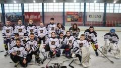 Dwa mecze ligowe malborskich zawodników UKS Bombek