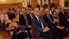 Spotkanie z rodzicami i uroczysty apel w I LO w Malborku