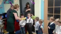 Pasowanie na przedszkolaka w malborskim Przedszkolu nr 8
