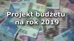Projekt budżetu na 2019 rok. Wydaki miasta Malborka przekroczą 173 miliony.