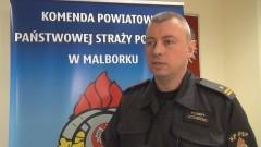 Sprawca kolizji miał prawie 3 promile w wydychanym powietrzu – weekendowy raport malborskich służb mundurowych.