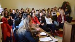Tydzień Edukacji Prawnej w malborskim II Liceum Ogólnokształcącym.