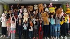Światowy Dzień Pluszowego Misia w Szkole Podstawowej nr 9 w Malborku
