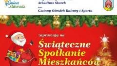 Świąteczne Spotkanie Mieszkańców Gminy Miłoradz.