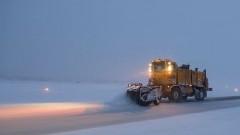 2300 pojazdów zadba o przejezdność dróg w Polsce w czasie zimy. Informacja Generalnej Dyrekcji Dróg Krajowych i Autostrad.