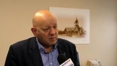 Leszek Sarnowski ubiega się o fotel dyrektora centrum kultury w Malborku.