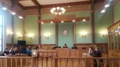 Prawnicy z malborskiego II LO w Sądzie Rejonowym