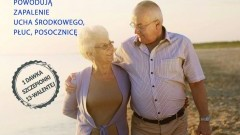 Seniorze, zaszczep się przeciwko pneumokokom.