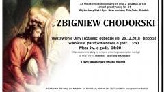 Zmarł Zbigniew Chodorski. Żył 64 lata.