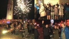 Nowy Staw przywitał Nowy Rok 2019. Zobacz wideo i zdjęcia
