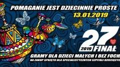 Gmina Malbork wspiera WOŚP podczas 27 finału.