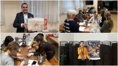 Orkiestrowanie w gminie Malbork z nowym rekordem.