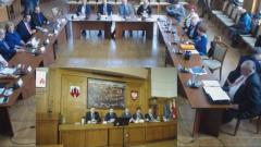 IV sesja nadzwyczajna Rady Miasta Malborka. Zobacz na żywo.