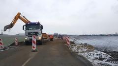 Grzymała - Malbork. Rozbudowa drogi wojewódzkiej nr 515. Zobacz postęp prac