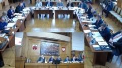V sesja Rady Miasta Malborka. Na żywo.