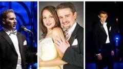 Koncert Trzech Tenorów i Kobieta w Malborku