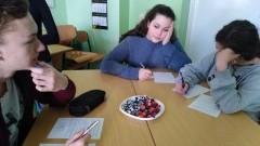 Innowacyjne zajęcia w malborskim II Liceum Ogólnokształcącym.