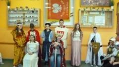 """Stare Pole: """"Żywa"""" lekcja historii w szkole."""