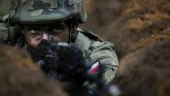 Pierwsze w 2019 r. wcielenie w szeregi 7 Pomorskiej Brygady Obrony Terytorialnej w Malborku.