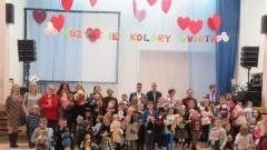 Impreza charytatywna UNICEF w Szkole Podstawowej nr 5 w Malborku
