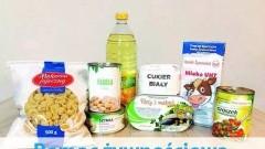 Sprawdź termin odbioru paczek żywnościowych dla mieszkańców Gminy Miłoradz.