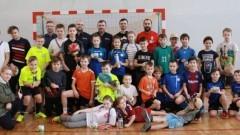 Nowy Staw: Turniej Piłki Nożnej Szkół Podstawowych o Puchar Komendanta Komisariatu Policji