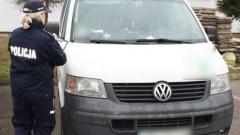 Malborscy policjanci odzyskali skradzionego w Niemczech volkswagena