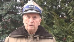 """""""Polak zawsze musi być żołnierzem"""" - pomorscy """"terytorialsi"""" uhonorowali powstańca warszawskiego."""