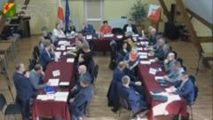 V sesja nadzwyczajna Rady Gminy Lichnowy.