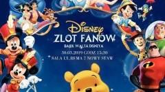 Zlot fanów Bajek Walta Disneya w Nowym Stawie.