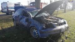 Wypadki na drogach powiatu malborskiego. Policja apeluje o ostrożność!