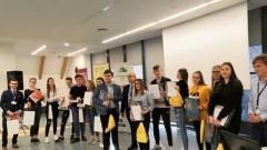 Młodzieżowy Dzień Przedsiębiorczości: Podwójny sukces uczniów II LO w Malborku
