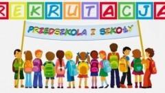 Malbork: Rekrutacja do szkół i przedszkoli na rok szkolny 2019/2020