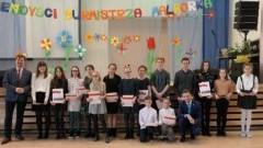 Najlepsi uczniowie z Malborka odebrali stypendia