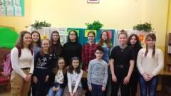"""Turniej Poetycki """"Niektórzy lubią poezję"""" w malborskiej SP nr 1"""