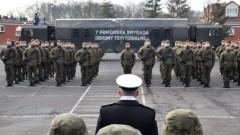 8- dniowe szkolenie żołnierzy w Malborku. W sobotę kolejne wcielenie w 7 Pomorskiej Brygadzie Obrony Terytorialnej.