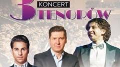 Koncert Trzech Tenorów w Nowym Stawie - odwołany.