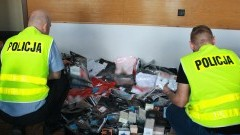 Nawet 5 lat grozi mieszkance Malborka za handel podróbami. Projekt Po@łączeni. Weekendowy raport malborskich służb mundurowych.
