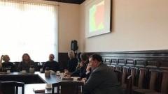 Wójt Gminy Stare Pole wziął udział w spotkaniu Komisji Bezpieczeństwa i Porządku