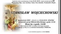 Zmarł Stanisław Wojciechowski. Żył 80 lat