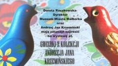 """Malbork: """"Gwizdki z kolekcji Andrzeja Jana Krzemińskiego"""" - wernisaż wystawy"""