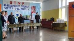 """Powiat malborski: Eliminacje powiatowe Ogólnopolskiego Turnieju Wiedzy Pożarniczej """"Młodzież Zapobiega Pożarom """""""