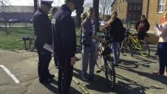 Turniej Bezpieczeństwa w Ruchu Drogowym w Malborku.