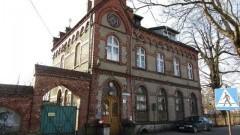 Remont budynku Urzędu Pocztowego w Starym Polu.