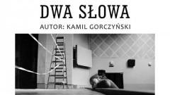 """Wernisaż wystawy """"Dwa Słowa"""" Kamila Gorczyńskiego w Malborku."""