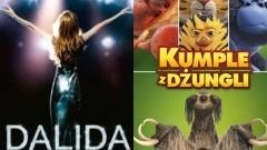 """""""Kumple z Dżungli"""" oraz """"Dalida. Skazana na miłość"""". Kino Żuławy w Nowym Dworze Gdańskim zaprasza"""