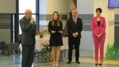 Jubileusz 20– lecia Powiatowego Centrum Pomocy Rodzinie w Malborku.