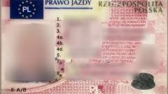 67-letni mężczyzna zatrzymany z podrobionym prawem jazdy