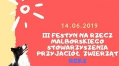 "Malbork: Wesprzyjmy malborskiego ""Reksa"" na festynie!"